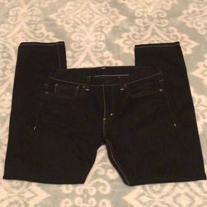 NWOT Mens Levi's 511 Slim Straights 34x30